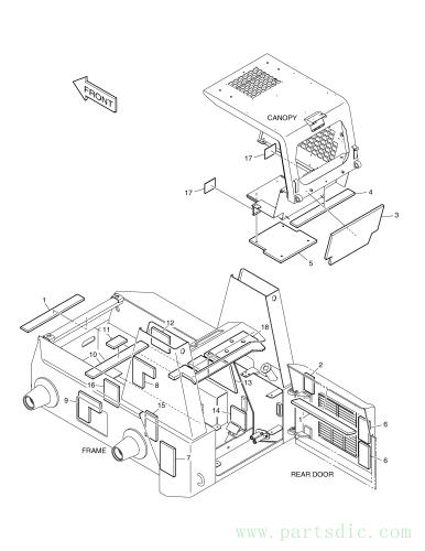 450 PLUS  Insulator K1020698 #4(0600)