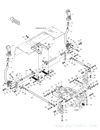 460 PLUS_TIER-3  Nut Lock K1023115 #17(Ø15x8)