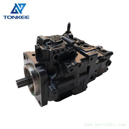 708-3S-04570 708-3S-00461 708-3S-00460 708-3S-00522 708-3S-00521 708-3S-00830 hydraulic main pump PC40MR-2 PC50MR-2 PC55MR-3 excavator piston pump