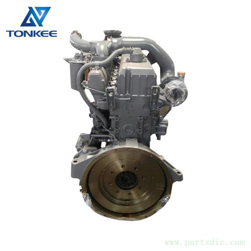 AA-6WG1TQA 6WG1-TABEB-01-C2 6WG1 diesel engine assembly ZX450 ZX650 excavator complete diesel engine assy suitable for HITACHI ISUZU