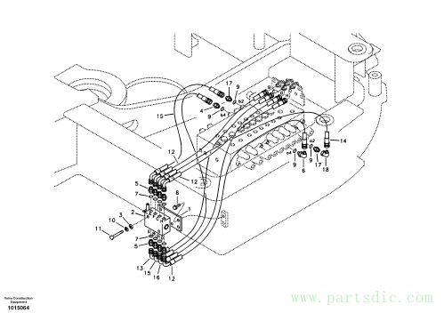 Servo system, changing lever function