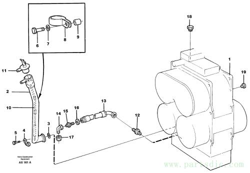 Transmission: refill, drain