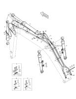 S150LC-7B  Bolt Socket S2212266 #29(10*30.00*1.50)