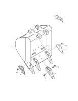 DX35Z  Washer Spring S5102901 #5