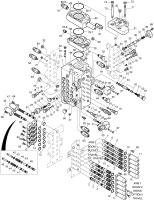 DX140LC  Plug Orifice 415-00037 #56(10*10*10)