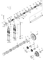 DX140LC  Bolt Ass`y M6x16 06.01913-2911 #25(Ø15x25)