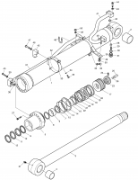 DX225LC  Seal Kit Arm Cylinder K9001901 #*