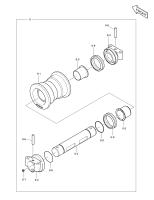 DX235LCR  Seal Floating 2180-9098 #6-9(Ø123X45)