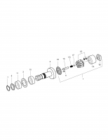 DX520LC  Cylinder 2.424-00354 #1A