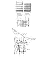 SOLAR 280LC-III  Seat Spring 5DC81X00-311 #311