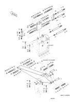 SOLAR 400LC-III  Shim T0.5 2114-1059D176 #18