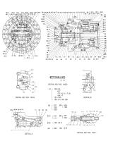 SOLAR 400LC-III  Gear Planetary A 20941-61653 #201-2