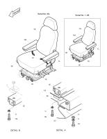 SOLAR 450-III  Belt Safety 2901-9007 #1P