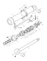 SOLAR 140LC-V  Bolt Socket E0502139 #26