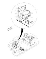 SOLAR 150LC-V  Screw 2120-1354 #13(Ø9x22)