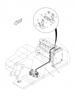 SOLAR 150LC-V  Cooler & Heater Ass'y 2920-1080
