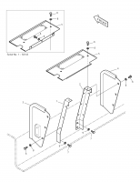 SOLAR 150LC-V  Support 2197-1512A #1(529*211*50)