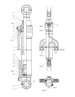 SOLAR 220LC-6  Piston 409-00015 #17
