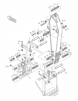 SOLAR 220N-V  Bushing 110-00104(110-00064) #1C(φ95x90)