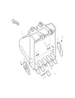 SOLAR 250LC-V  Nut S4013133 #8(Ø35X16)
