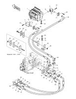 SOLAR 400LC-V  Bolt Socket M10x1.5x70 S2213061(S2213066) #47