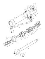 SOLAR 450LC-V  Bolt Socket E0502709 #24