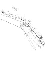 SOLAR 500LC-V  Cap Grease Nipple 160-00020 #18(42*12*12)