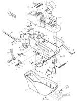DX160W RAIL WAY  Cover K1000841 #21(Ø37x10)