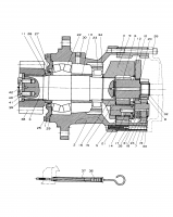 SOLAR 170W-III  Pin(no.1) 2123-1632 #17(Ø50x56)