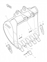 SOLAR 180W-V  Washer Locking 2114-1848A #1-4(Ø35X6)