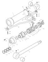 DX300LL  Bolt Socket S2215961 #32