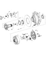 MT25/26/31 S/N 710002-710654  Gear MX153245 #750