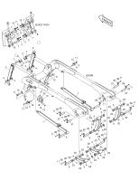 460 PLUS  Plate Stopper K1020162 #20(182*60*6)