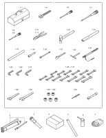 DL400  Bar Extension T6690012 #1-19