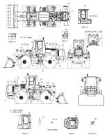 MEGA 250-V (S/N 4001~)  Plate Name(lever Direct.) 4190-2482A #6(70*80*0.025)