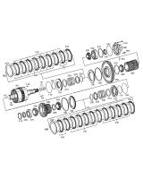 MEGA 500-V TIER-II  O Ring 0634 313 960 #170