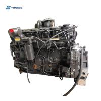 QSB6.7 diesel engine assy PC200-8 PC210-8 SAA6D107E-1 6D107 complete engine assy