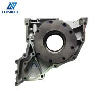 1011015-30D 21600195 engine oil pump housing for EC200D EC210D ECR235E EW140B BL60 L40B SD110 D5D