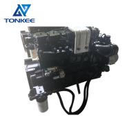 SAA6D102E-2 6BTAA5.9-C150 6BT5.9 complete diesel engine assy for PC200-6 PC210-6 PC200-7 PC210-7 PC220-7