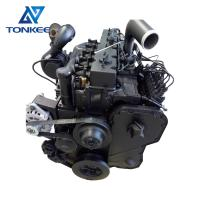 SAA6D114E-2 6D114 6CT8.3 6C8.3 complete diesel engine assy for PC300-7 PC300LC-7