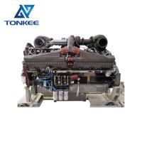 KTA38 KTA-38 complete engine assy excavator PC3000 PC3000-6 diesel engine assembly