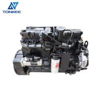 SAA6D114E-3 6D114-3 complete diesel engine assy for KOMATSU excavator PC300-8 PC350-8 PC360-8