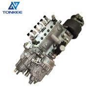 ME078752 101608-6155 101060-6640 105411-2073 fuel injection pump mechanical control SK330-6 6D16T 6D16 diesel engine injection pump