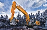 How to Maintain Excavators in Cold Weather