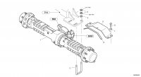 Assembly - front axle