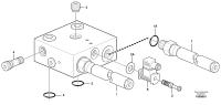 Operating valve. 33808 SER NO - 2784