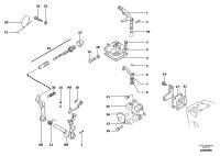 Engine injection pump control L3E2-65ESB