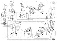 Hydraulic circuit ( low pressure ) STD