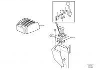 Servo valve with fitting parts 82889