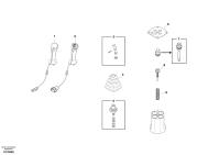 Servo system, remote control valve